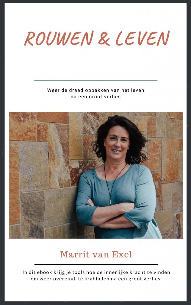 ebook Rouwen & Leven