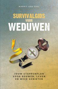 cover boek Survivalgids voor weduwen S